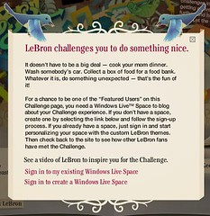 Challenge | by basketbawful