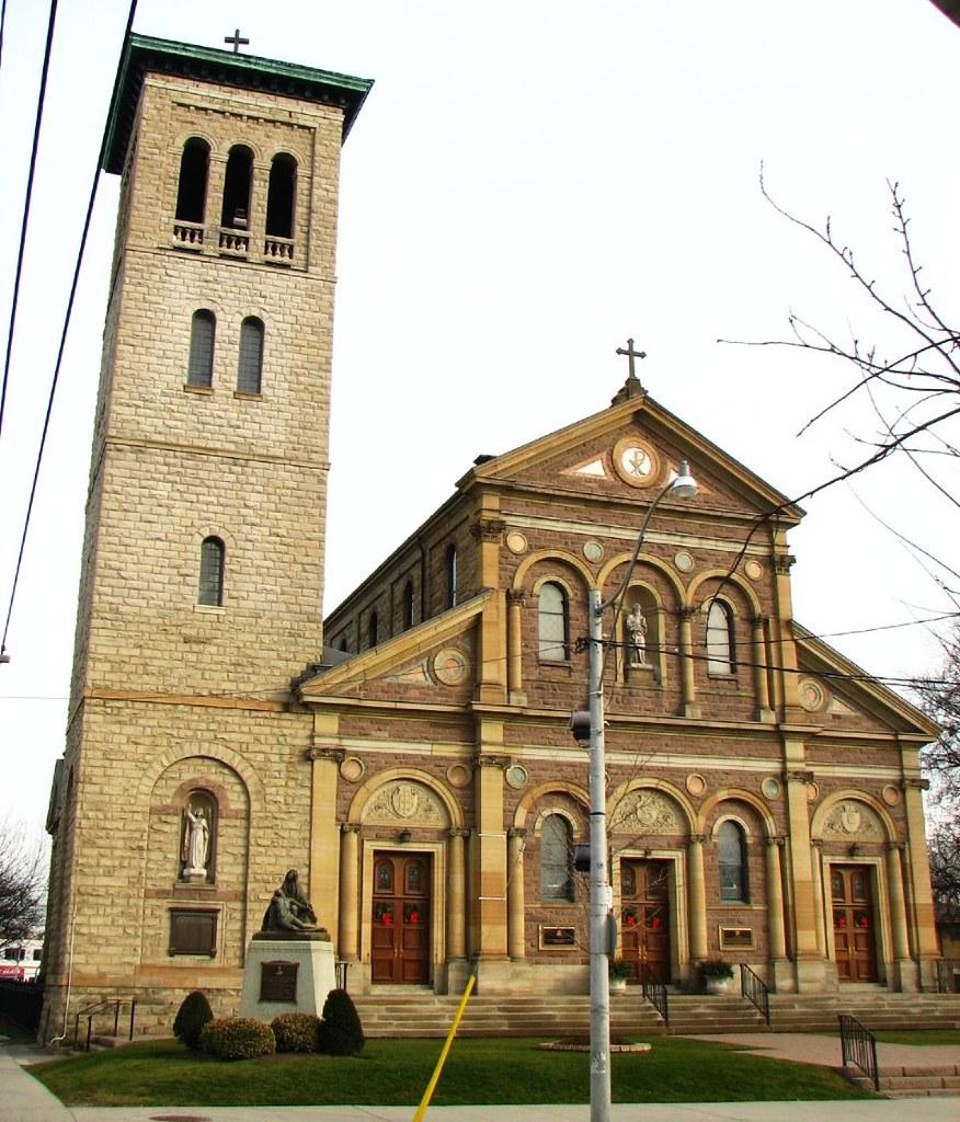 St. Paul's Roman Catholic Church, Toronto, ON | Located at ...