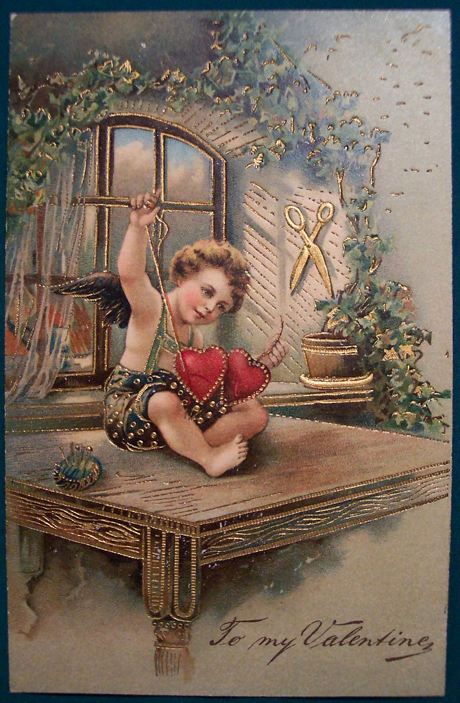 Image Result For Old Fashioned Valentine Card