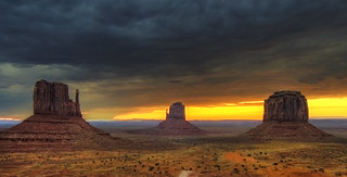 Monument Valley | by Wolfgang Staudt