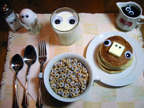 Mmm...a hearty breakfast! | by Angie Naron