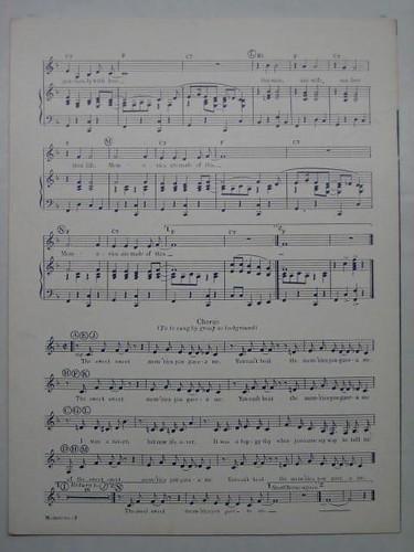 dean martin sheet music pdf