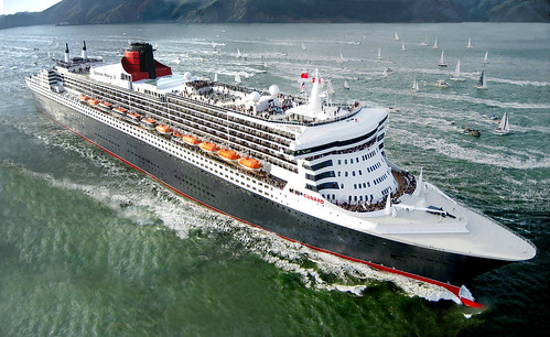 Stitched Queen Mary | by Telstar Logistics