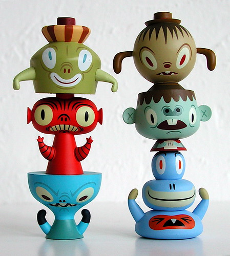 tim biskup stack pack capsule toys | by j_pidgeon