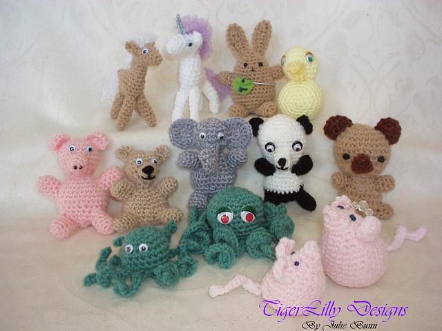 Amigurumi Crochet Animals Pattern Amigurumi Crochet Animal Flickr