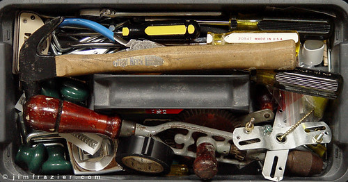My Tool Box | by Jim Frazier