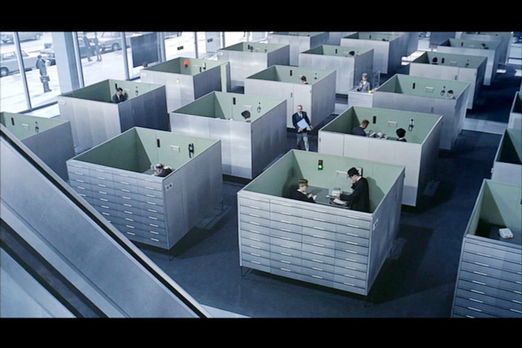Play Time Cubicles | Play Time, 1967 | Stephen Coles | Flickr