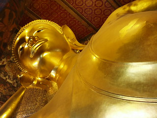 The Reclining Buddha | by I like