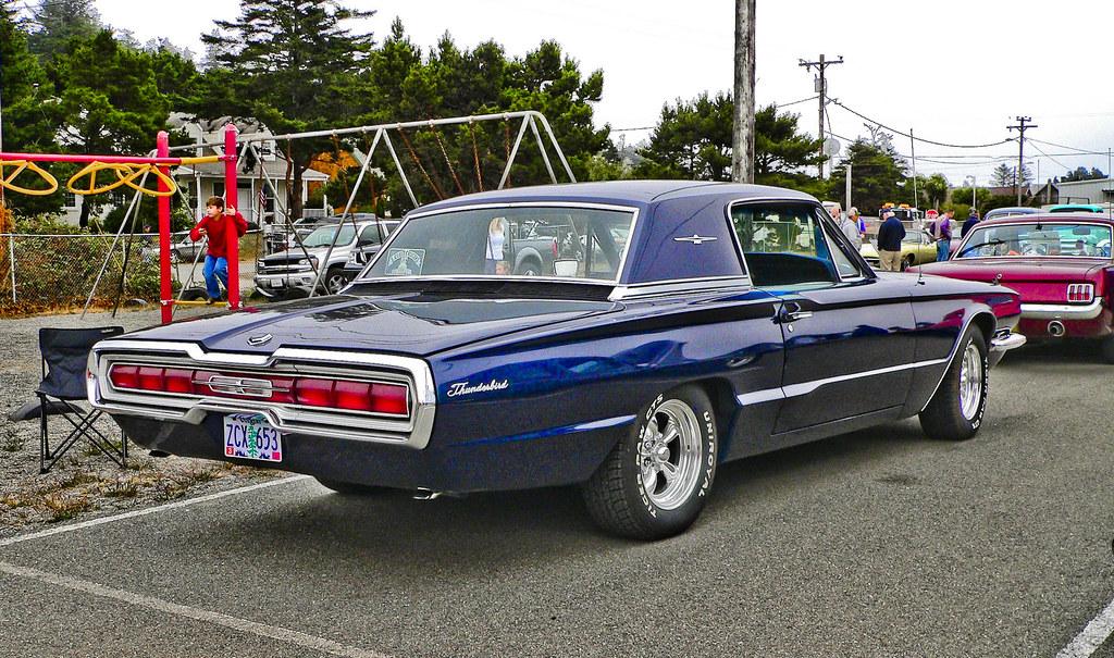 All Ford Car Show Oregon