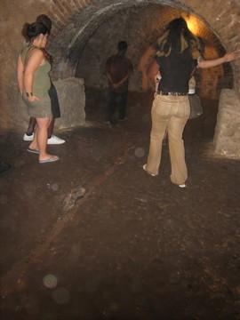Male Slave Dungeon This Cape Coast Castle But