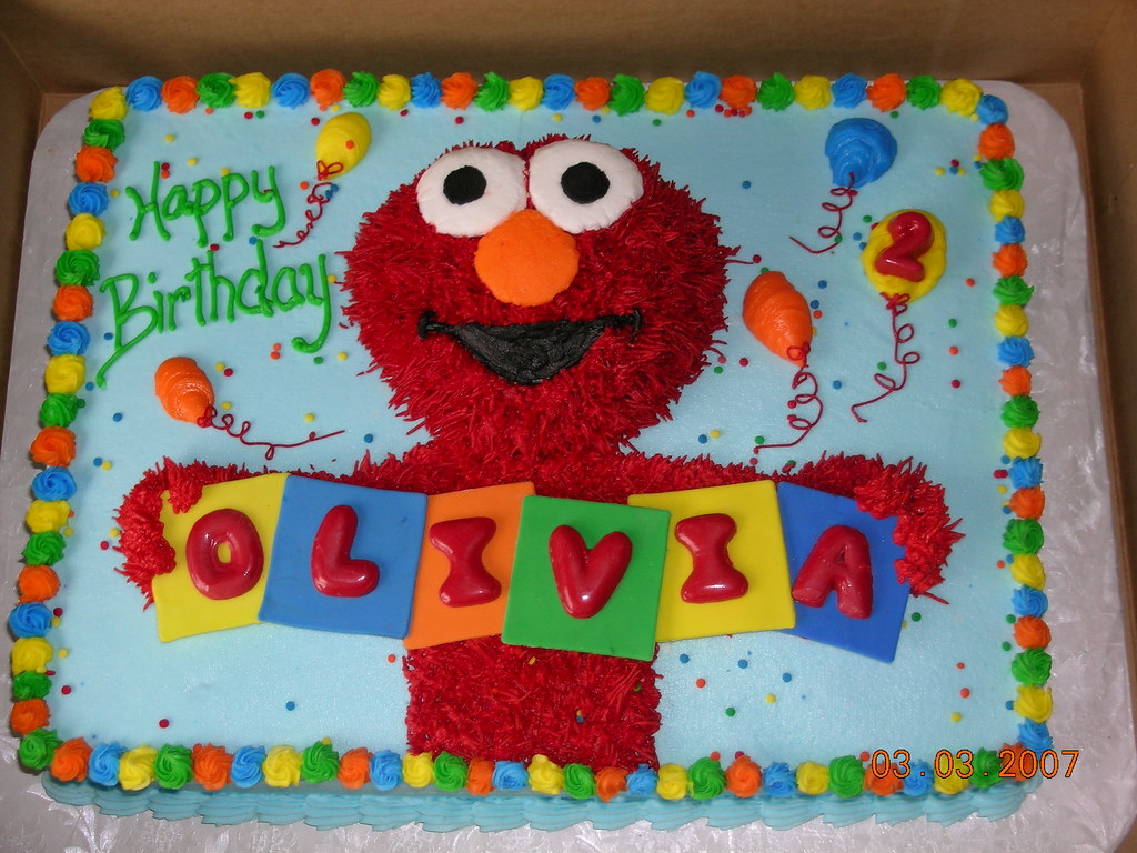 elmo cake pan elmo i created this elmo for a 2nd birthday it s 1 2 3883