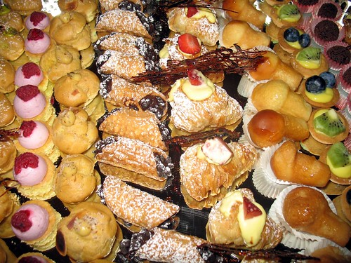 More Italian pastries | by travelingbelgian