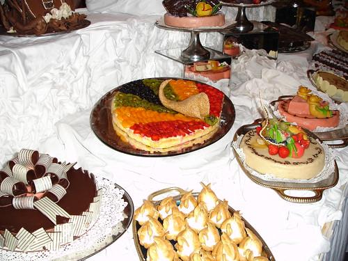 Celebrity Century | Dessert Buffet - YouTube