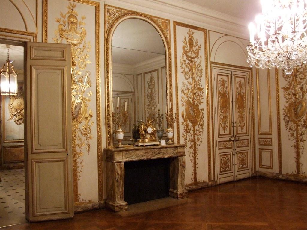 Salon de compagnie de l 39 hotel d 39 uzes by claude nicolas le for R b salon coimbatore