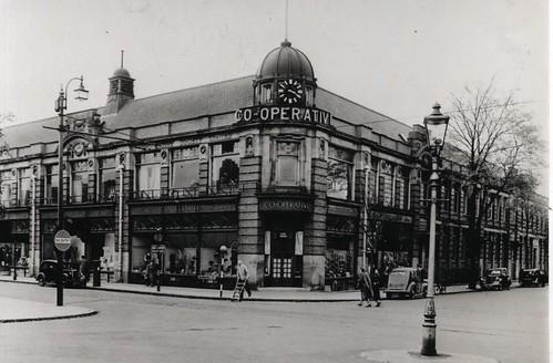 Old Co Op Building Birmingham