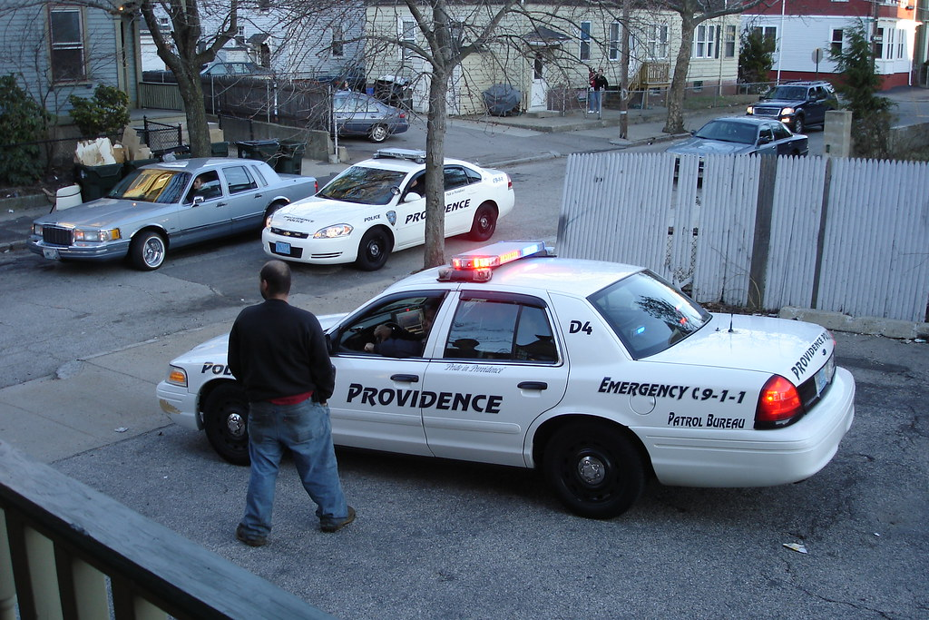 Busted Providence Ri The Providence Police In My