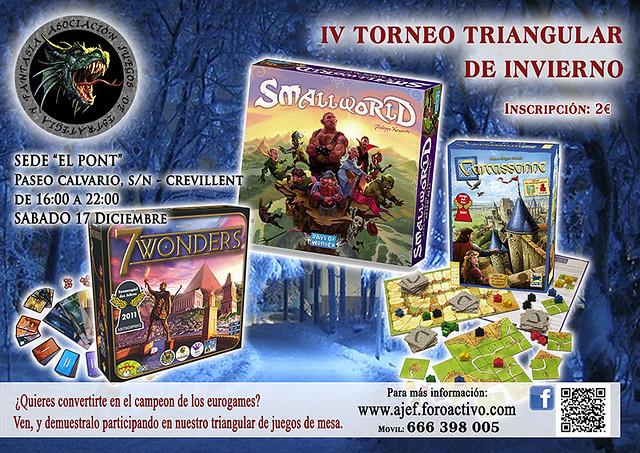 IV Torneo Triangular de Invierno (Sábado 17 Diciembre) 31560703036_bc934c77a2_z