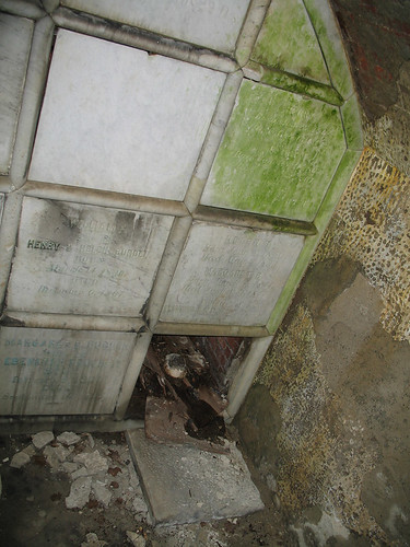 inside the mausoleum with the guard dogs | so wrong on so ...
