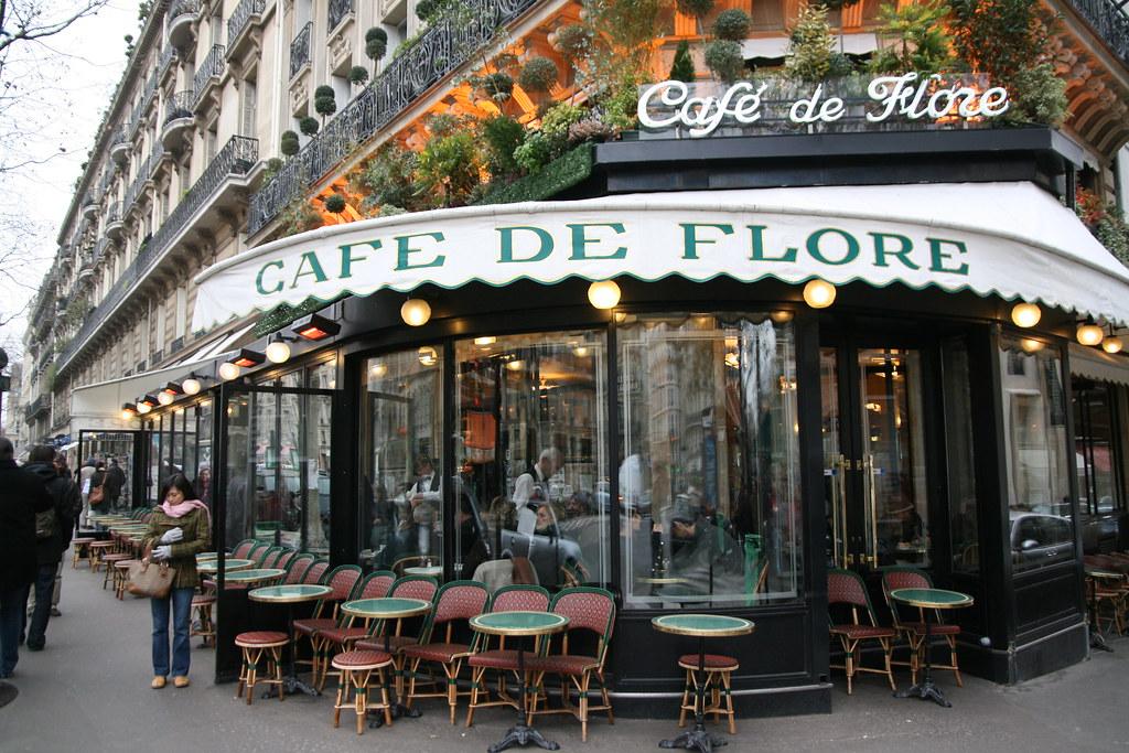 Αποτέλεσμα εικόνας για Café de flore