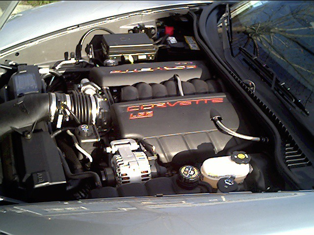 2005 corvette c6 ls2 engine a1mega flickr. Black Bedroom Furniture Sets. Home Design Ideas
