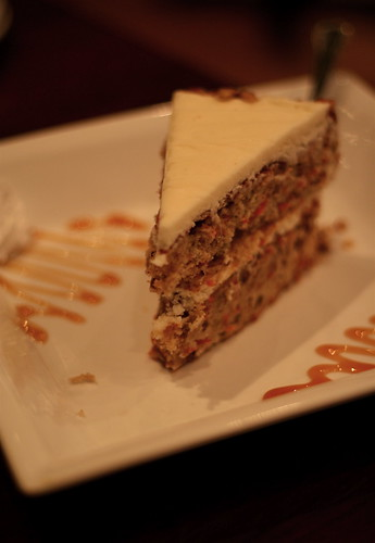 Carrot Cake Made With Corn Oil