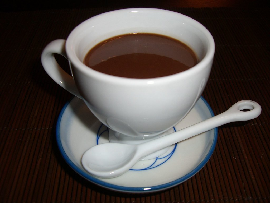 Amazing Hot Chocolate Drink