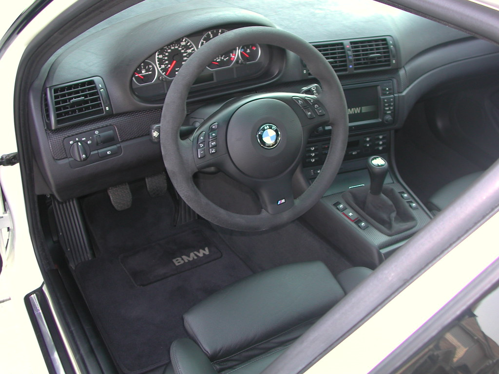 2004 BMW 330i ZHP (Performance Package) interior | 2004 BMW … | Flickr
