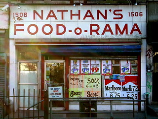 the other nathan's, midwood | by gary jarvis