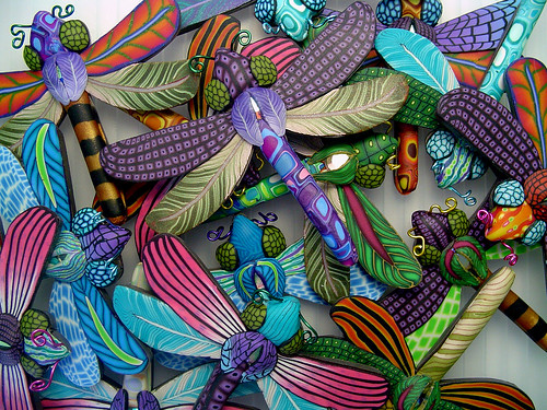 dragonflies | by Wanda's Designs