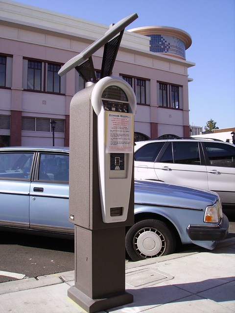 RWC Parking Meter