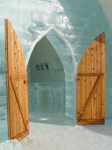 Welcome to the Ice Hotel | by melolou