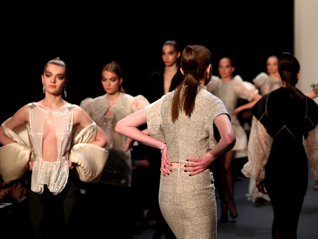 Anorexia In Fashion Models