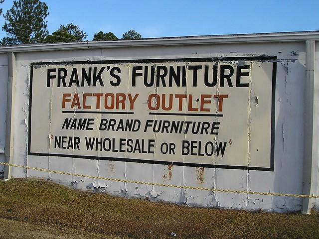 Frank 39 S Furniture Factory Outlet Lumberton Nc Tom Flickr