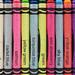 Crayon Lineup