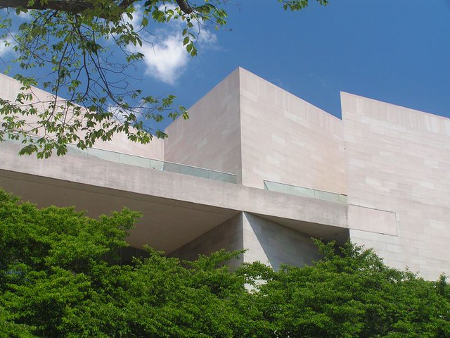 National Gallery of Art - I M Pei