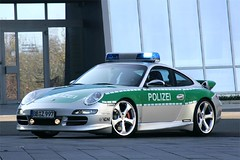 German Police car - Porsche 911 | by The Crownless King