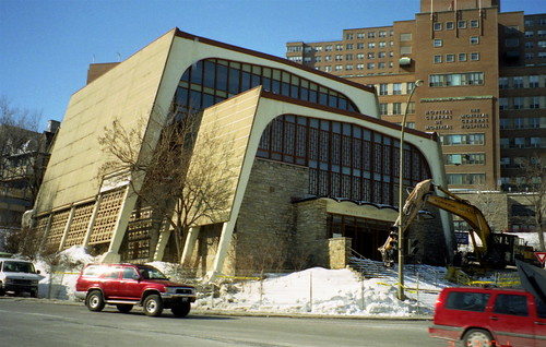 Demolition Of Science : Demolition of christian science church thank pierre