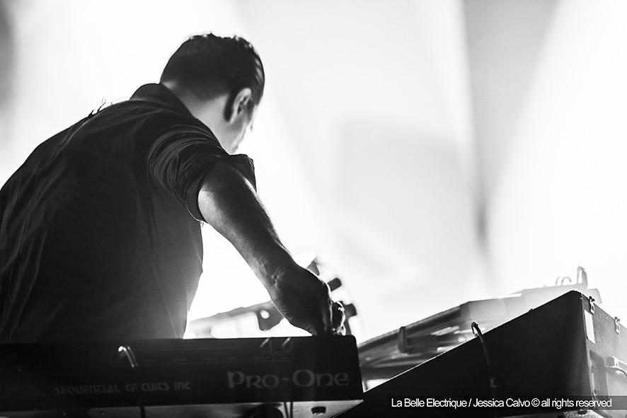 Arnaud Rebotini - Solo Live Ambient + Divali - 05/12
