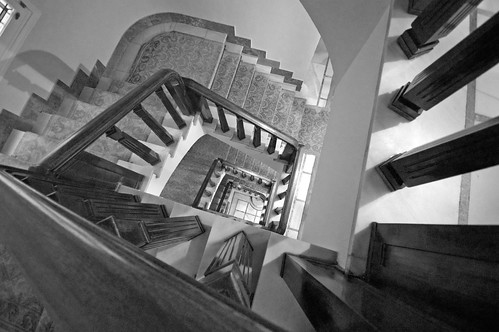 Give my regards to Mr. Escher | by cesarastudillo