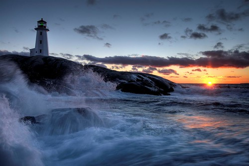 Peggy's Cove Lighthouse II | by iJohn
