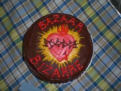 Bazaar Bizarre Cakewalk