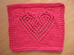 Heart Lace Cloth | by smariek