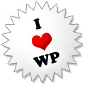 I Love WordPress | by cinefilo