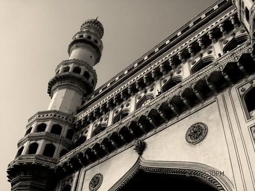 Charminar, Hyderabad | by SanjuktaBasu