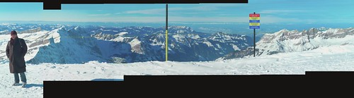 Panorama of Mount Titlis | by bblfish