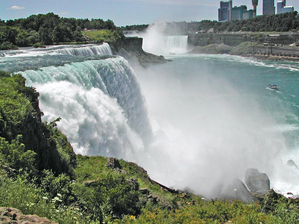 Mighty Niagara Falls