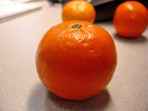 An Orange | by corey_coffman