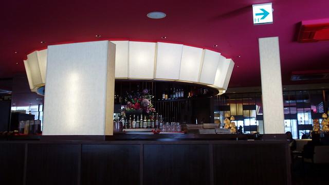 9822 Restaurant Interior Self Service Drink Bar