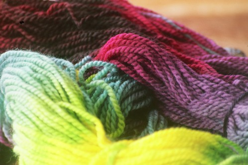 Knitting Jobs Nz : The baby s colorway handpainted yarn this is jj