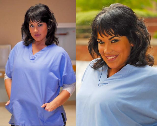 Sara Ramirez Greys Anatomy Look Alike Rachael Eblen My Flickr